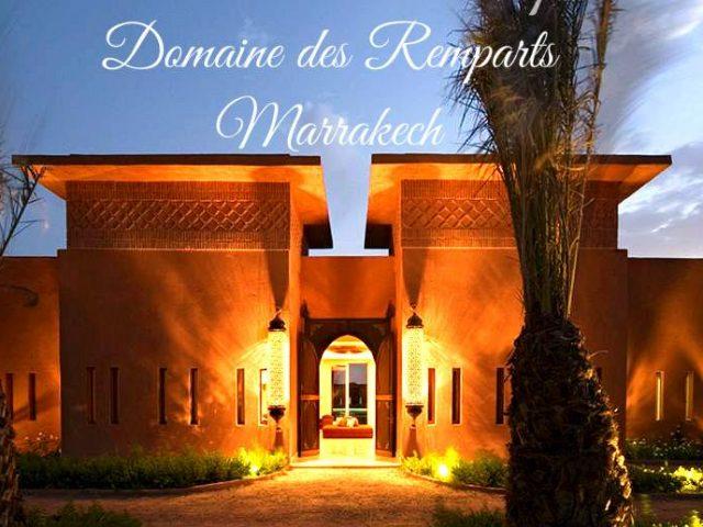 Domaine des Remparts, Marrakech