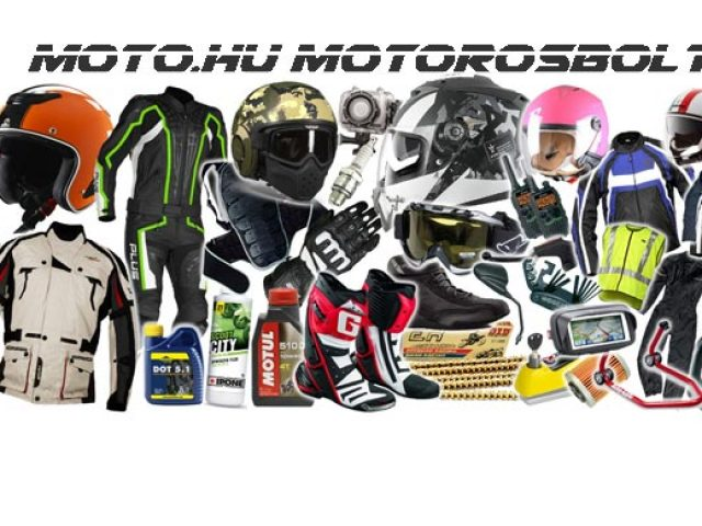 moto.hu Motorcycles · Accessories Store