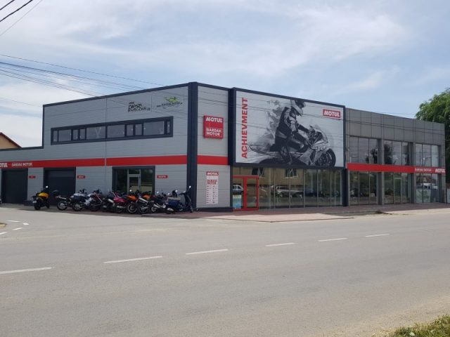 Bardak Motor SRL Shop and Service