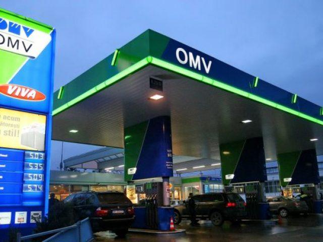 Omv Gas station