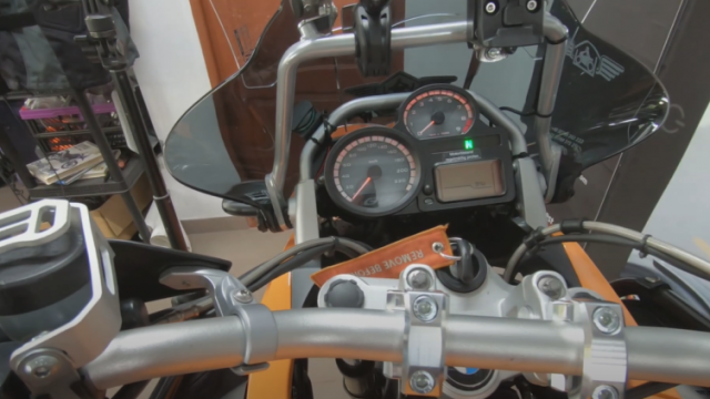 BMW R1200GS Rattling noise, clutch replacement DIY. Part 2