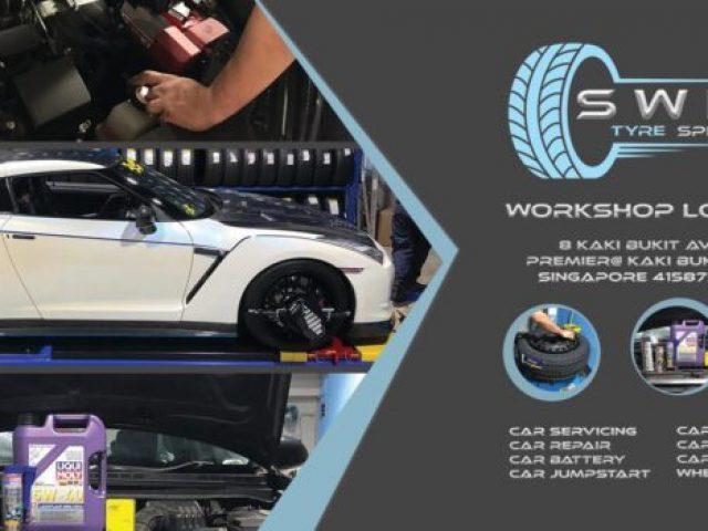 Swift Tyre Specialist