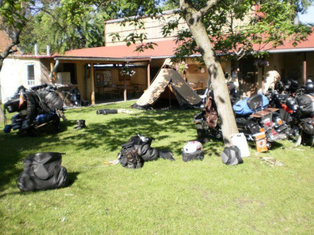 BIKERCAMP Camping & Pansion Budapest