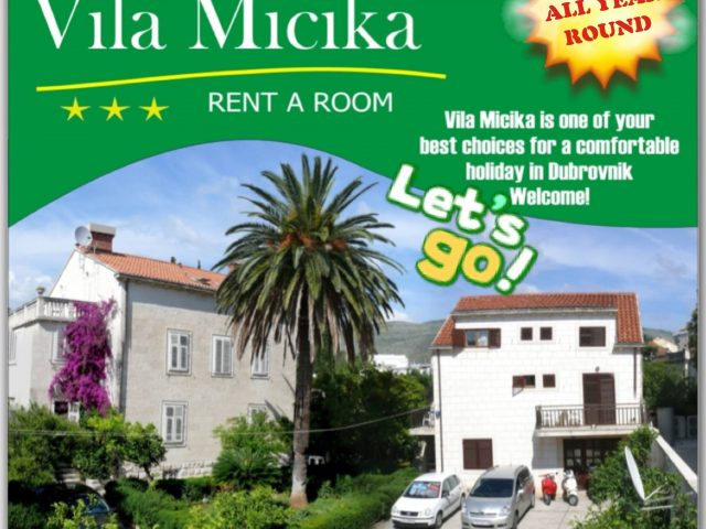 Vila Micika Dubrovnik Hotel · Hostel