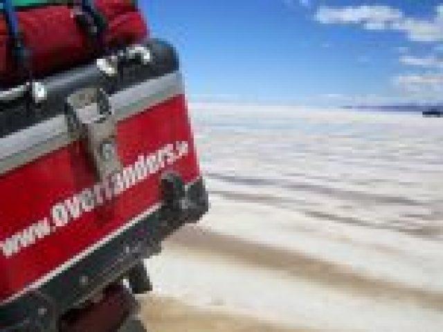 Overlanders & Adventure Motorcycles Ireland Ltd