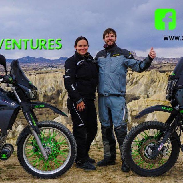 Xenia and Tinu, XT Adventures