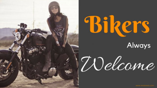 The advice (opinion) of a motorcyclist does matter!