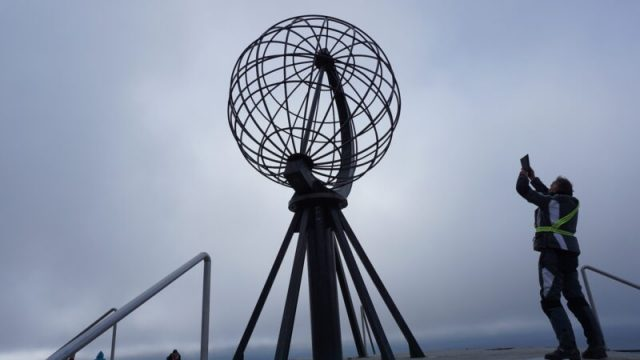 Motonest trip to Nordkapp 2016