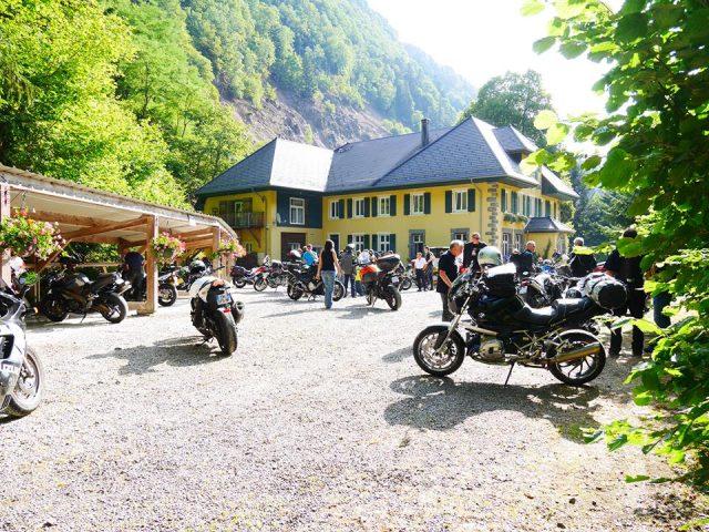 Moto-Hotel du Col de Bussang