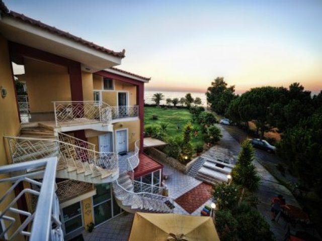 Irida Resort Suites Kalo Nero Beach, Kyparissia Messinia Peloponnese Greece